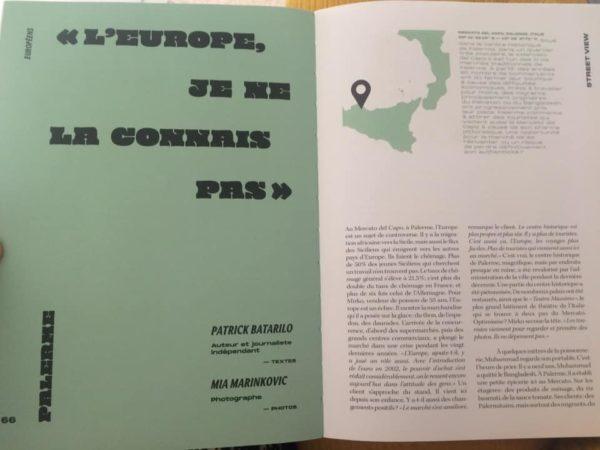 """La revue """"Européens"""", avril/juin 2019"""